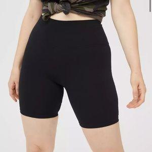 NWT Offline by Aerie Bike Shorts + Tank, S, Black